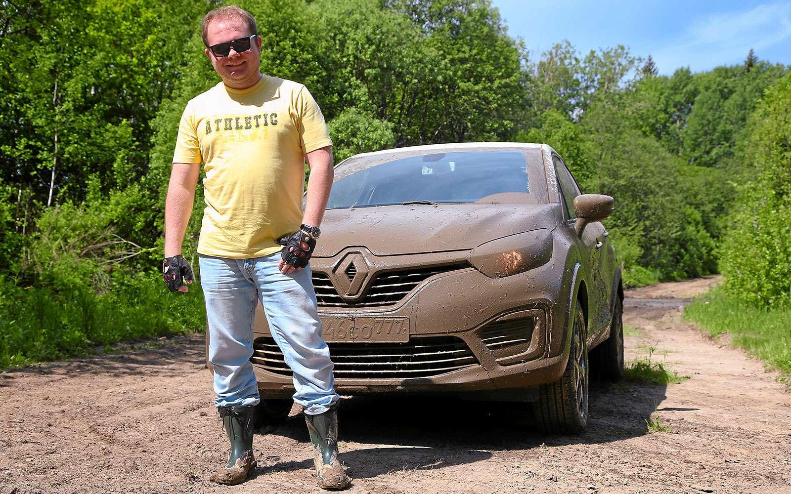 Renault Kaptur, Renault Duster, Suzuki Vitara: мода от-каптюр— фото 620029