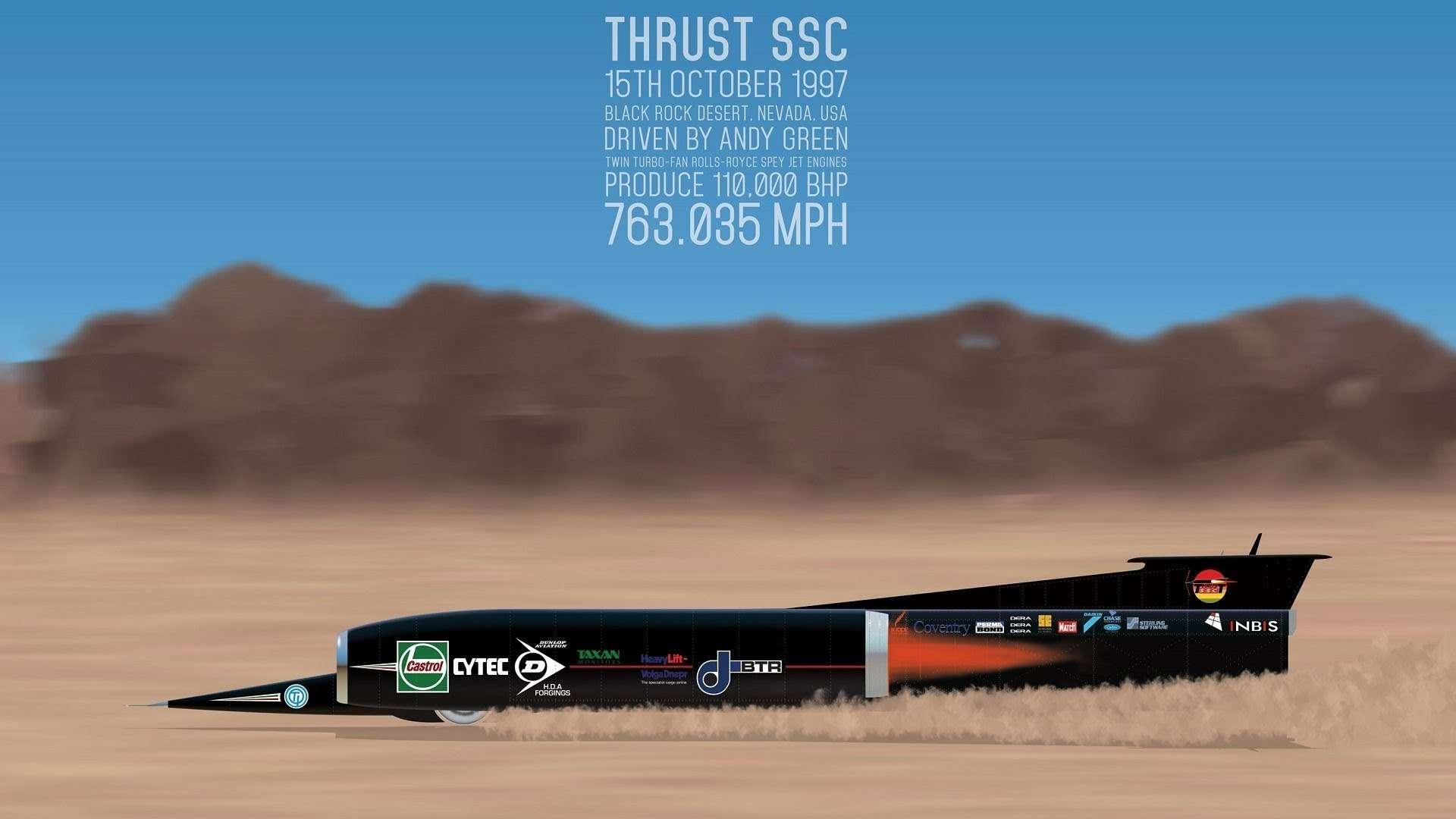 Имбы внебо— самые быстрые автомобили Земли— фото 811660