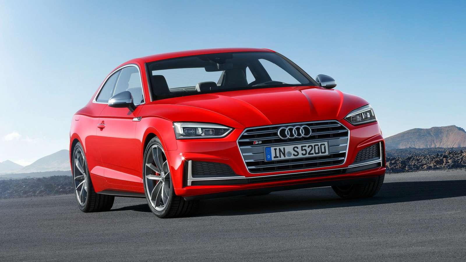 Новый Audi A5не стал «ломать глаза»— фото 594582