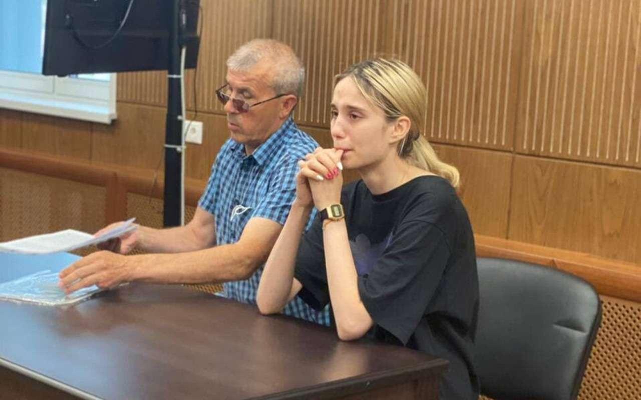 Сбившую детей напереходе Башкирову оставили вСИЗО