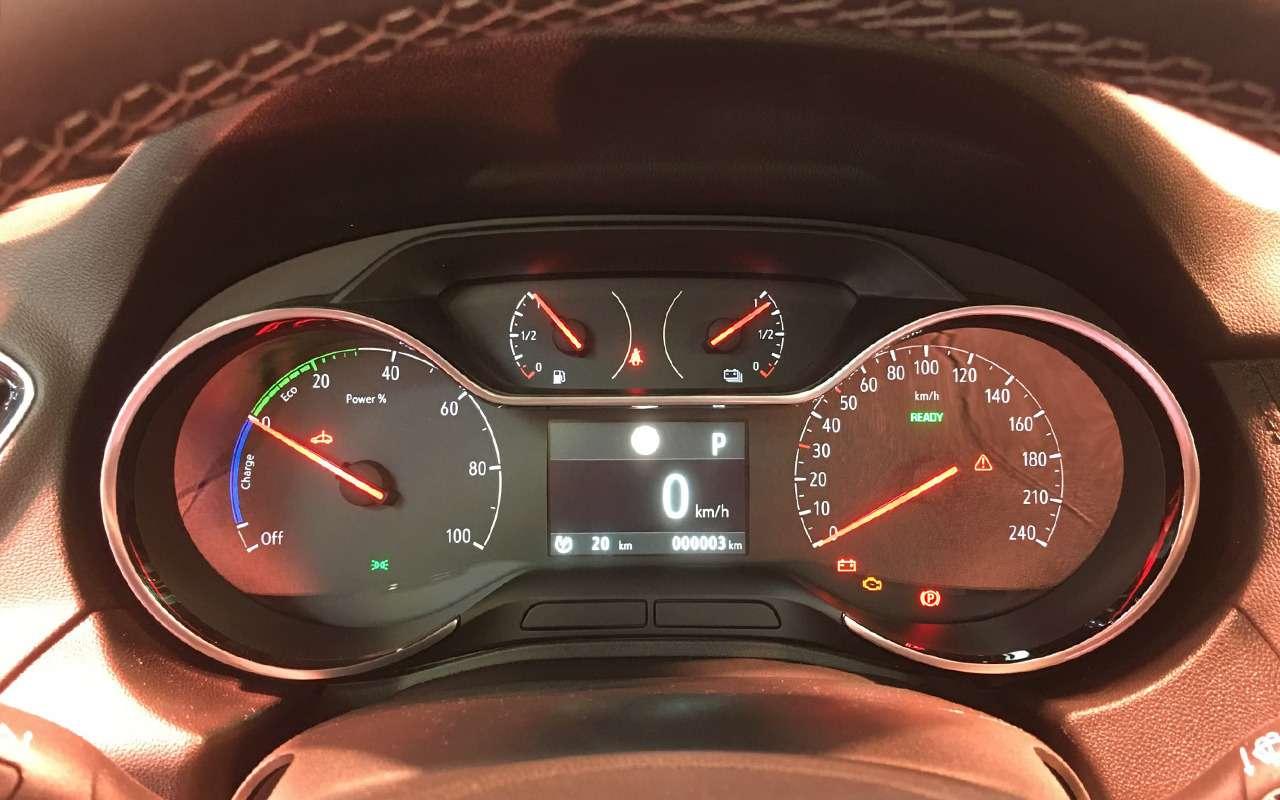 Opel Grandland X: скоро вРоссии— фото 995343