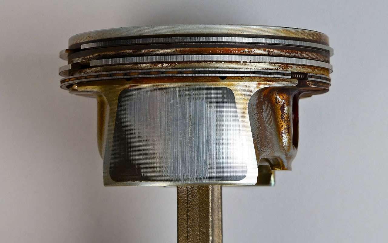 Lada Granta изпарка ЗР— последнее «прости»— фото 788920