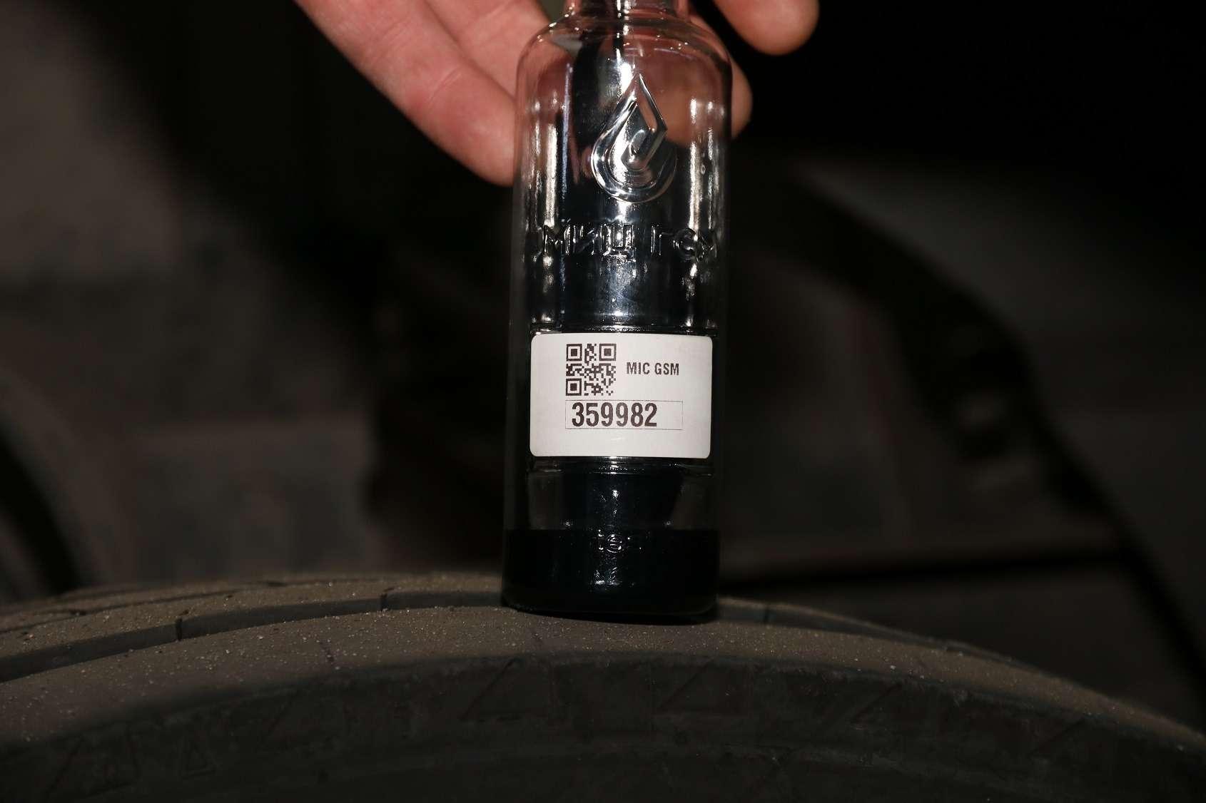 Испытания: корейское масло ZIC вбаке  Mercedes— фото 1271087