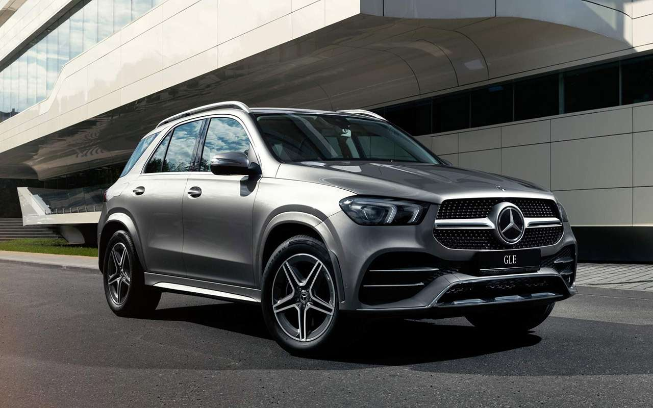 Mercedes-Benz GLE и24альтернативы (идаже от1млн)— фото 1216999