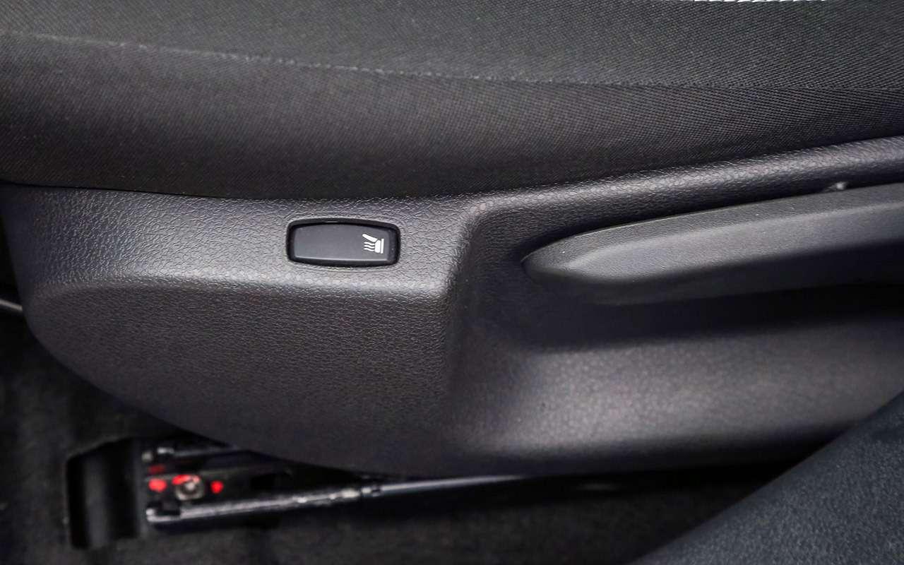 Renault Logan против Sandero Stepway: выбираем оптимальную комплектацию— фото 863197
