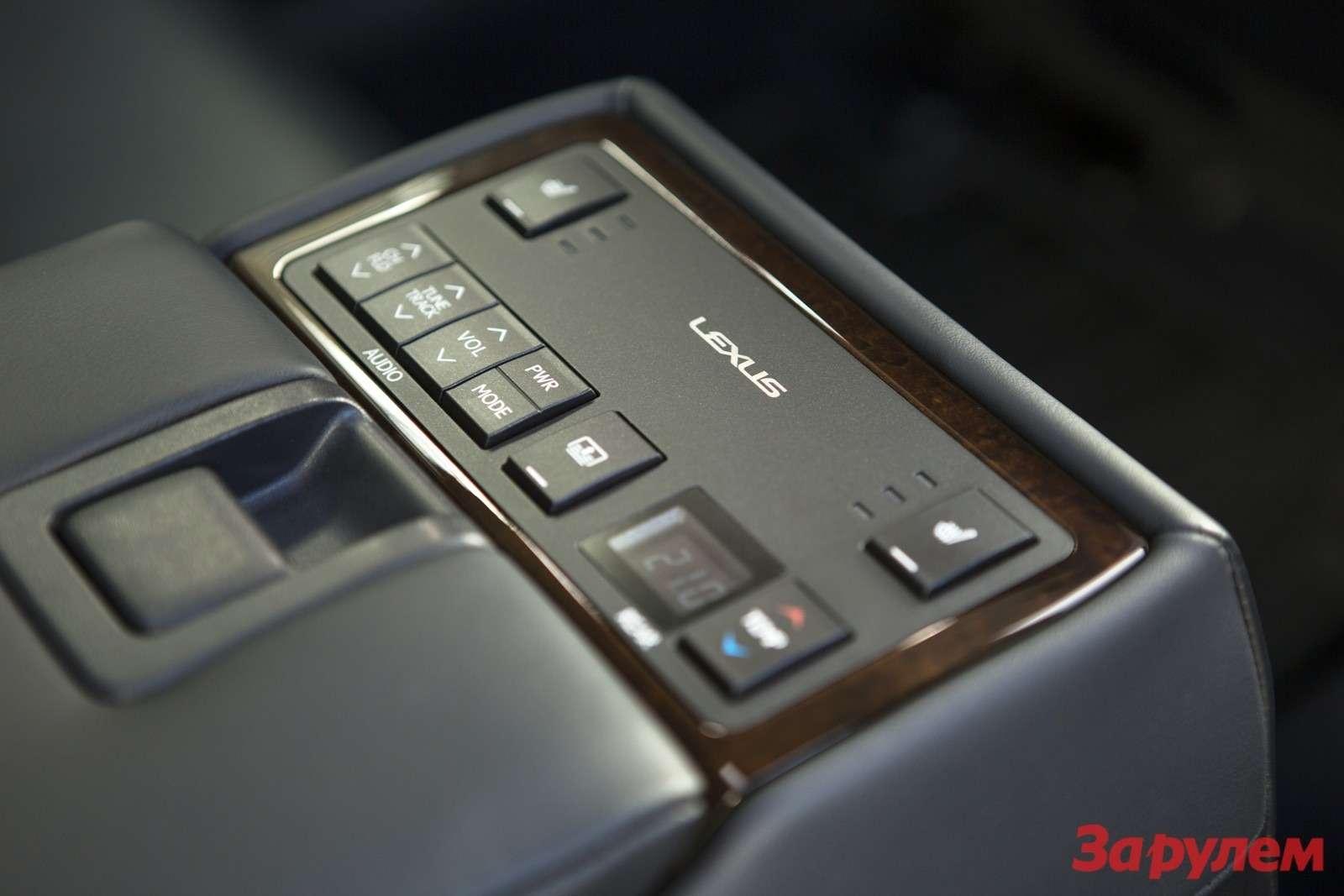 Lexus ES: перезагрузка впечатлений— фото 135054