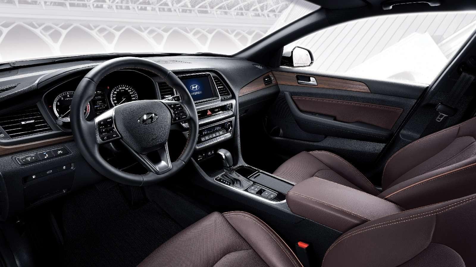Hyundai Sonata возвращается вРоссию— фото 786735