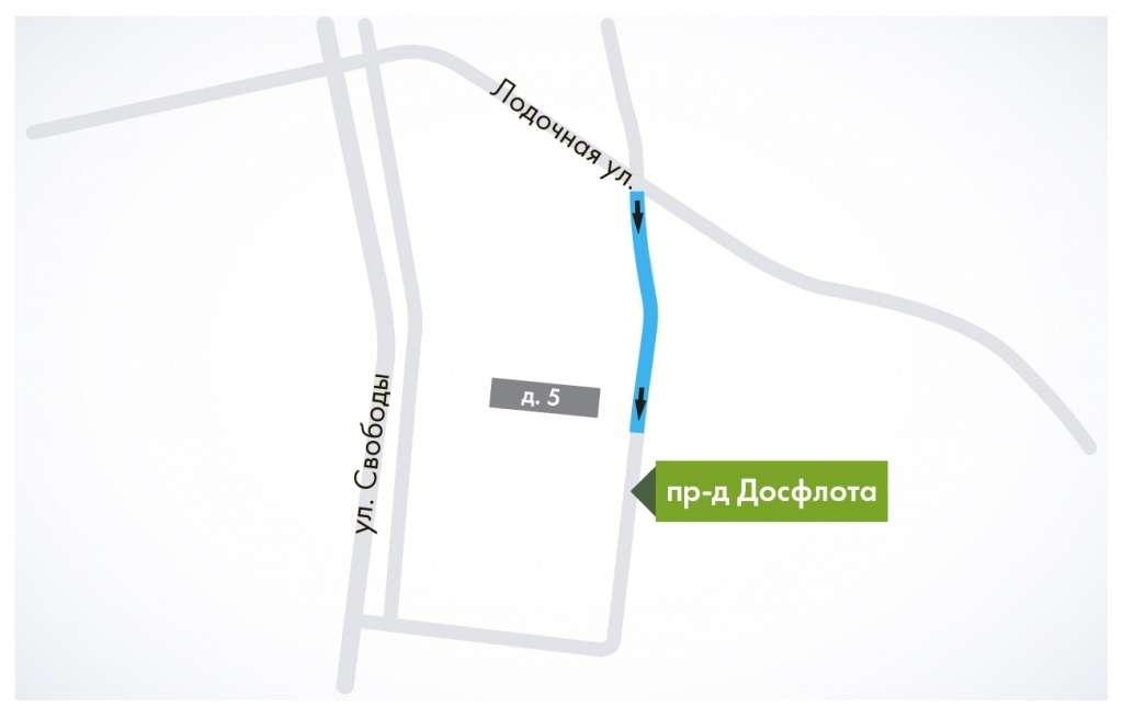 10июля на5улицах Москвы изменится схема движения— фото 771142