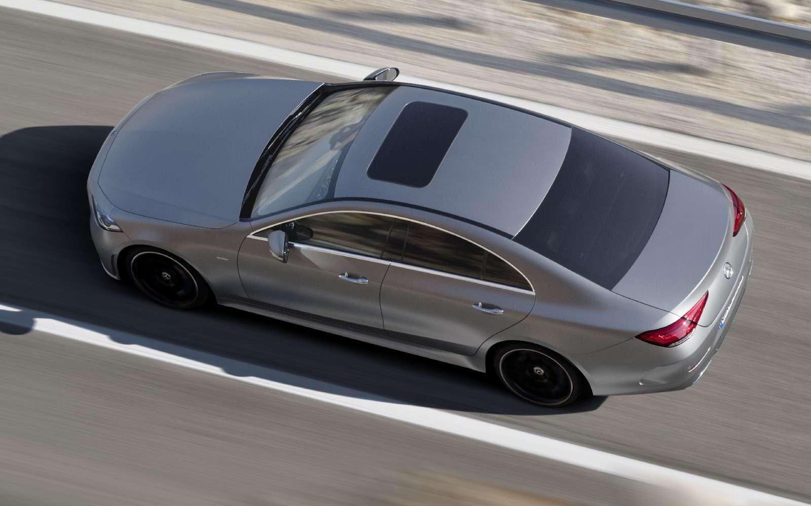 Новый Mercedes-Benz CLS: еще больше чувственности— фото 822044