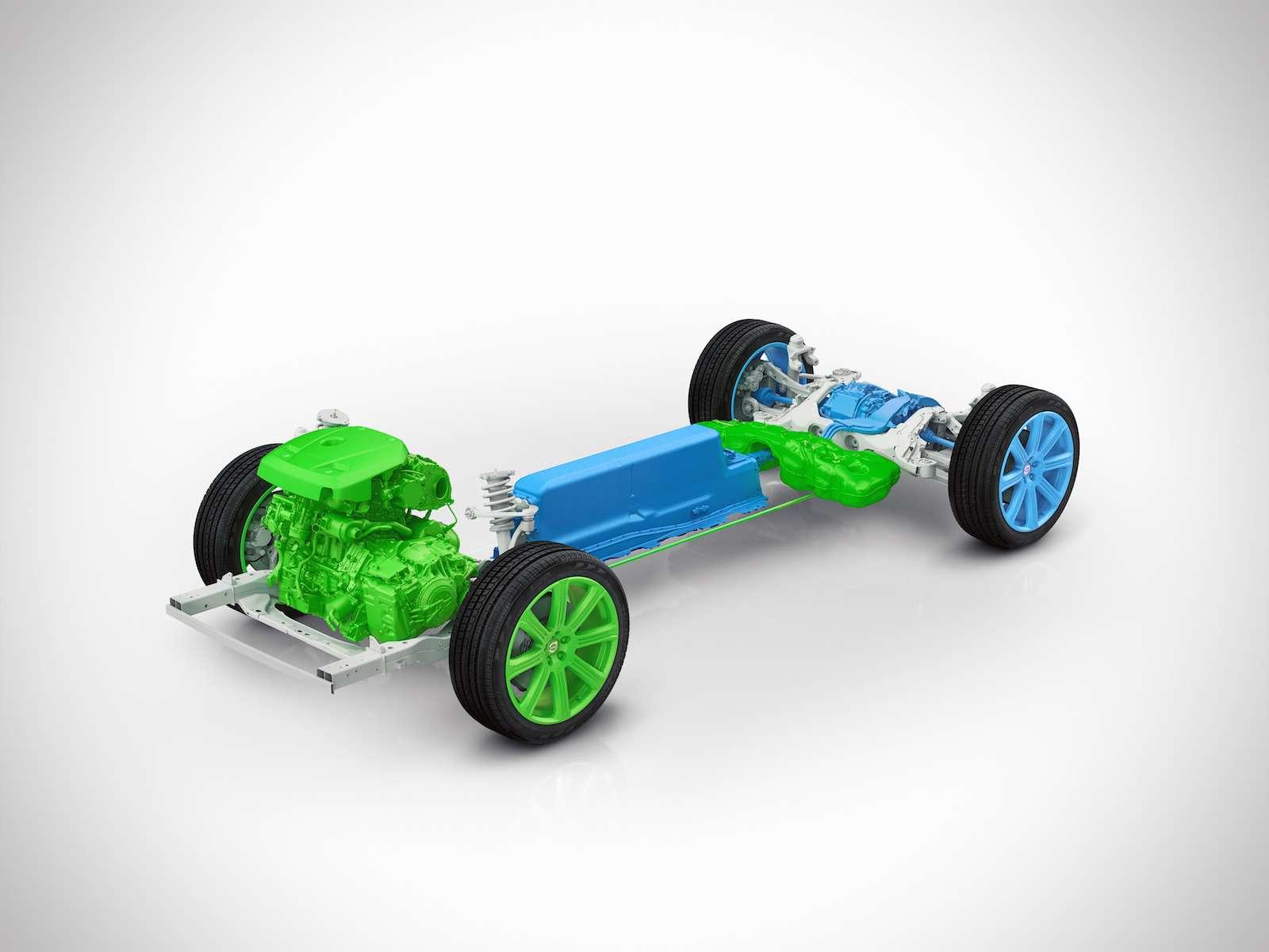 119Electric AWD