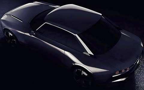 Peugeot готовит загадочную премьеру