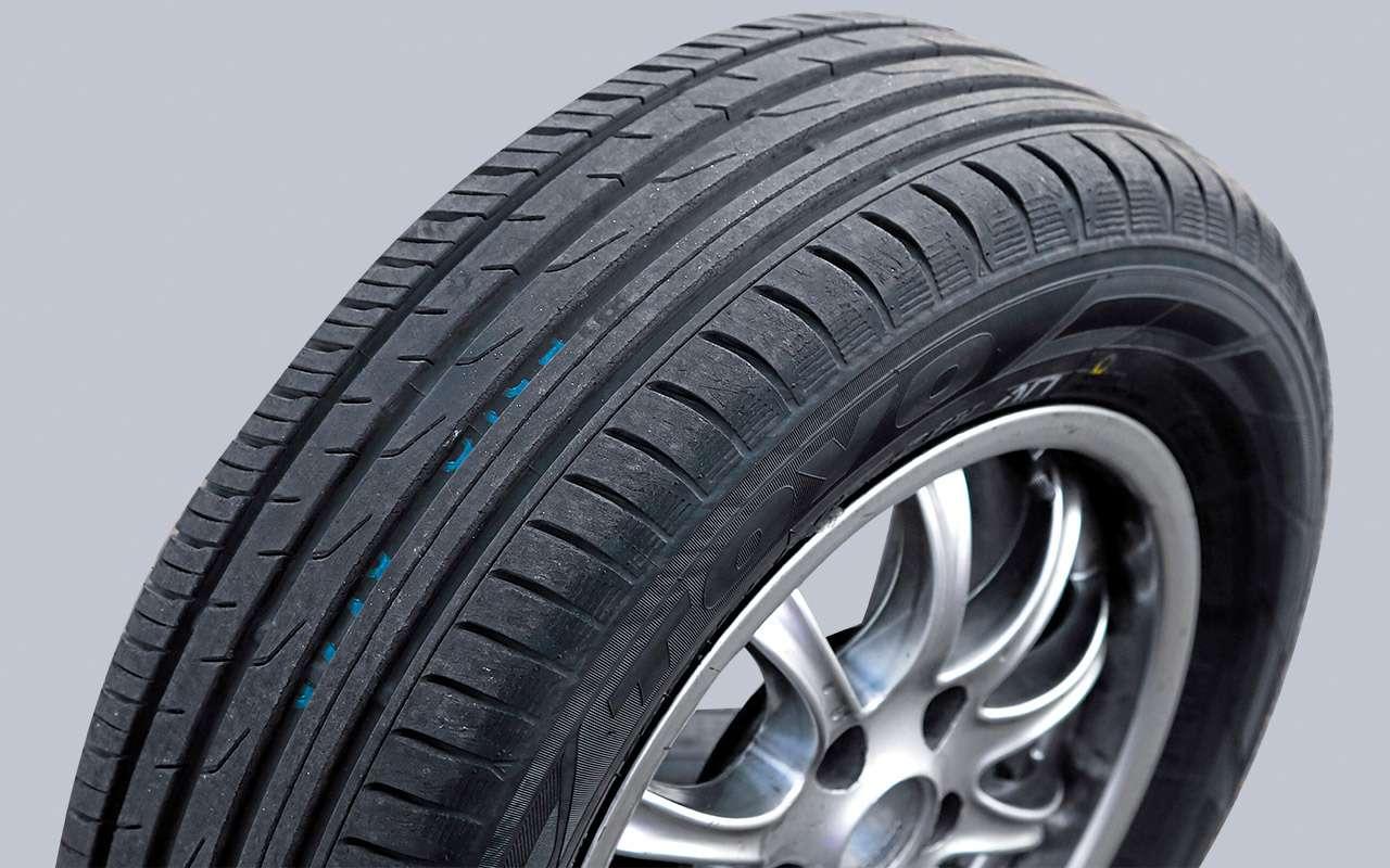 Летние шины 195/65R15— большой тест— фото 858114