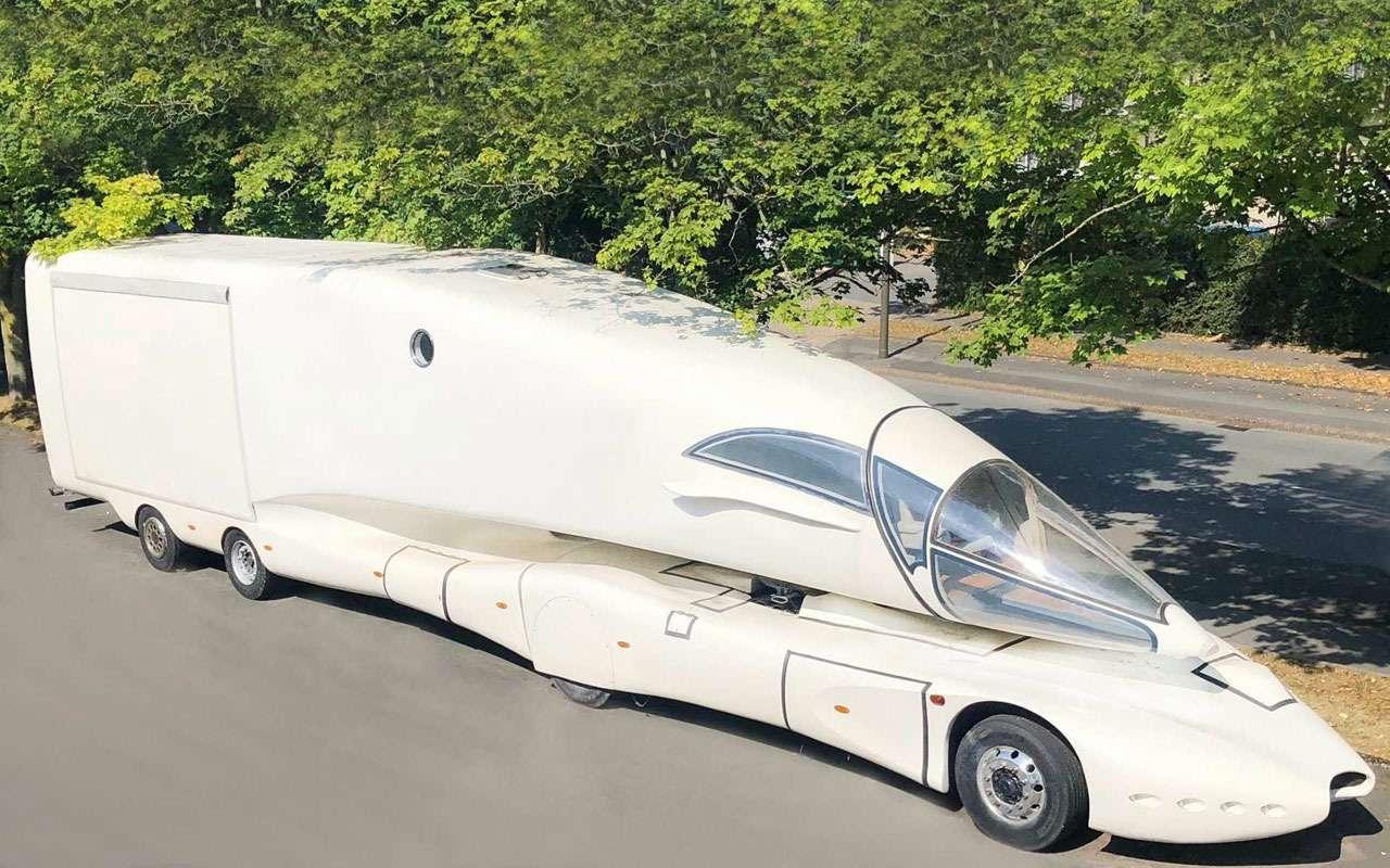 Напродажу выставили грузовик будущего— Innotruck— фото 1137259
