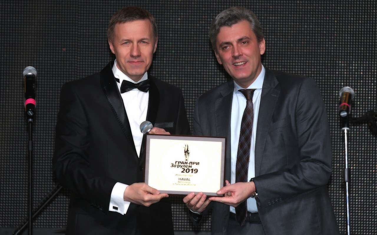 Гран-при «Зарулем»: лучшие автоновинки исобытия 2018 года— фото 961744