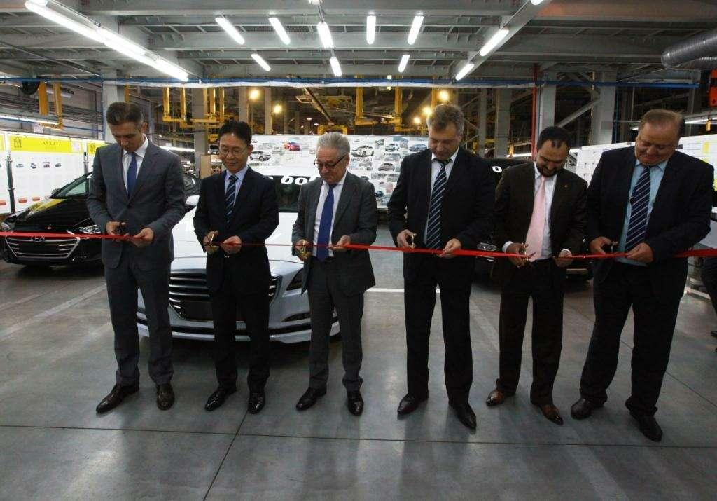 «Автотор» приступил квыпуску трех новых моделей Hyundai— фото 589353