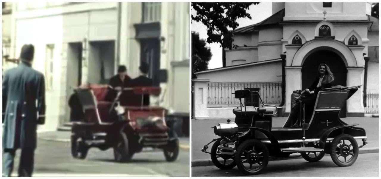 Самые необычные автомобили советских фильмов: хоть один узнаете?— фото 1115825