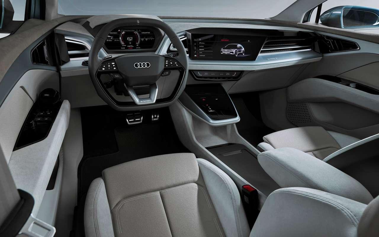 7 фактов оновом кроссовере Audi— фото 954529