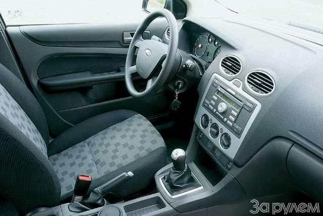 Тест Ford Focus II, Renault Megane, Mitsubishi Lancer. Двое наодного— фото 58309