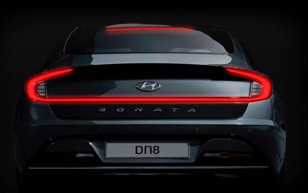 Новая Hyundai Sonata дляРоссии: тест-драйв— фото 1029591
