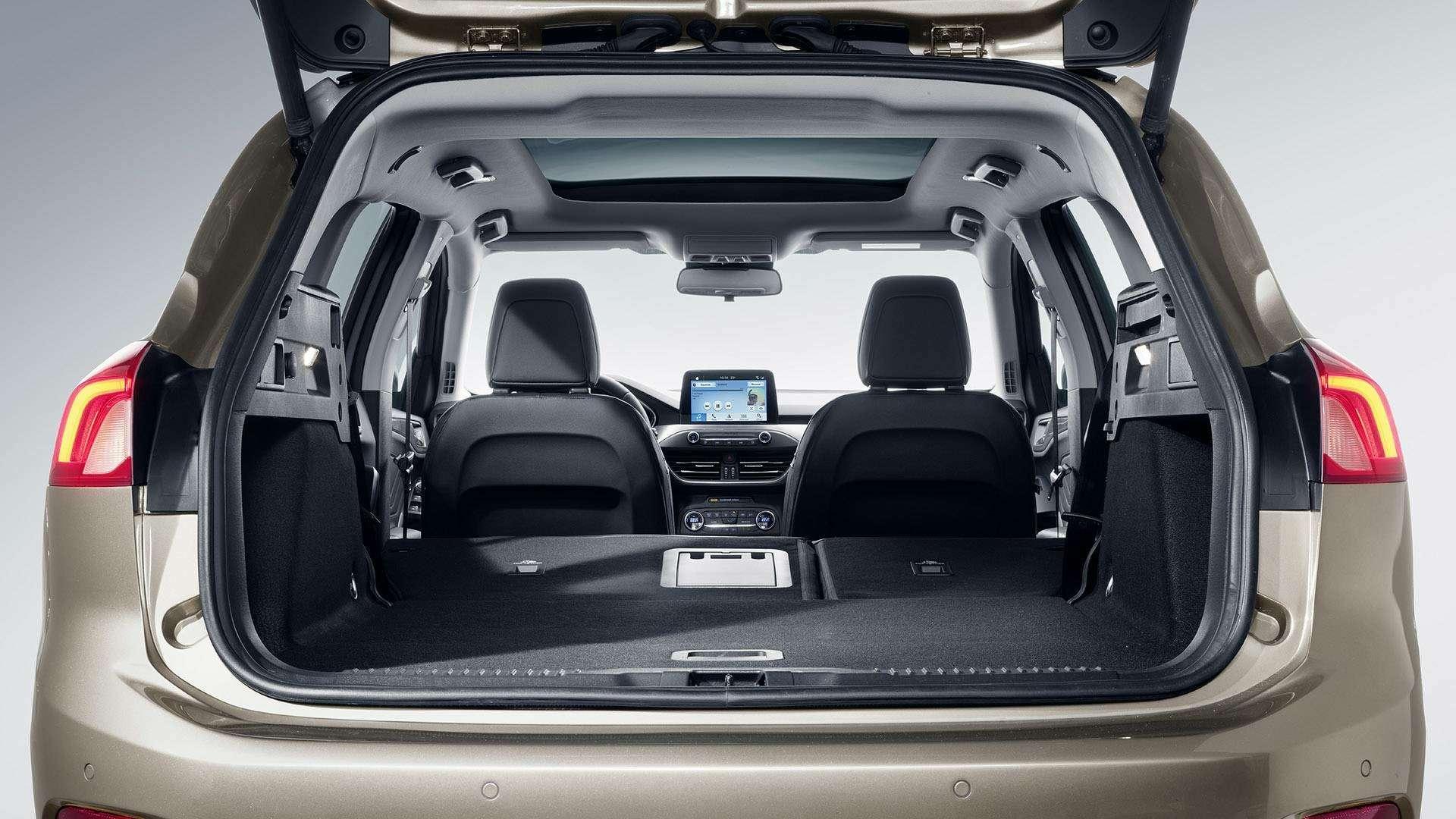 Новый Ford Focus: больше никаких PowerShift'ов!— фото 861394