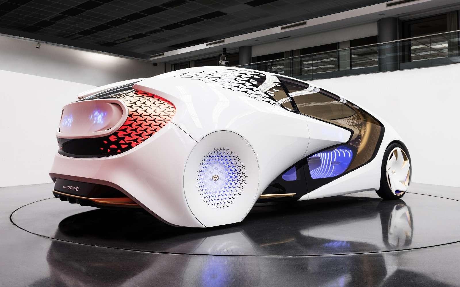 Toyota Concept-i: научите еехорошему— фото 688301