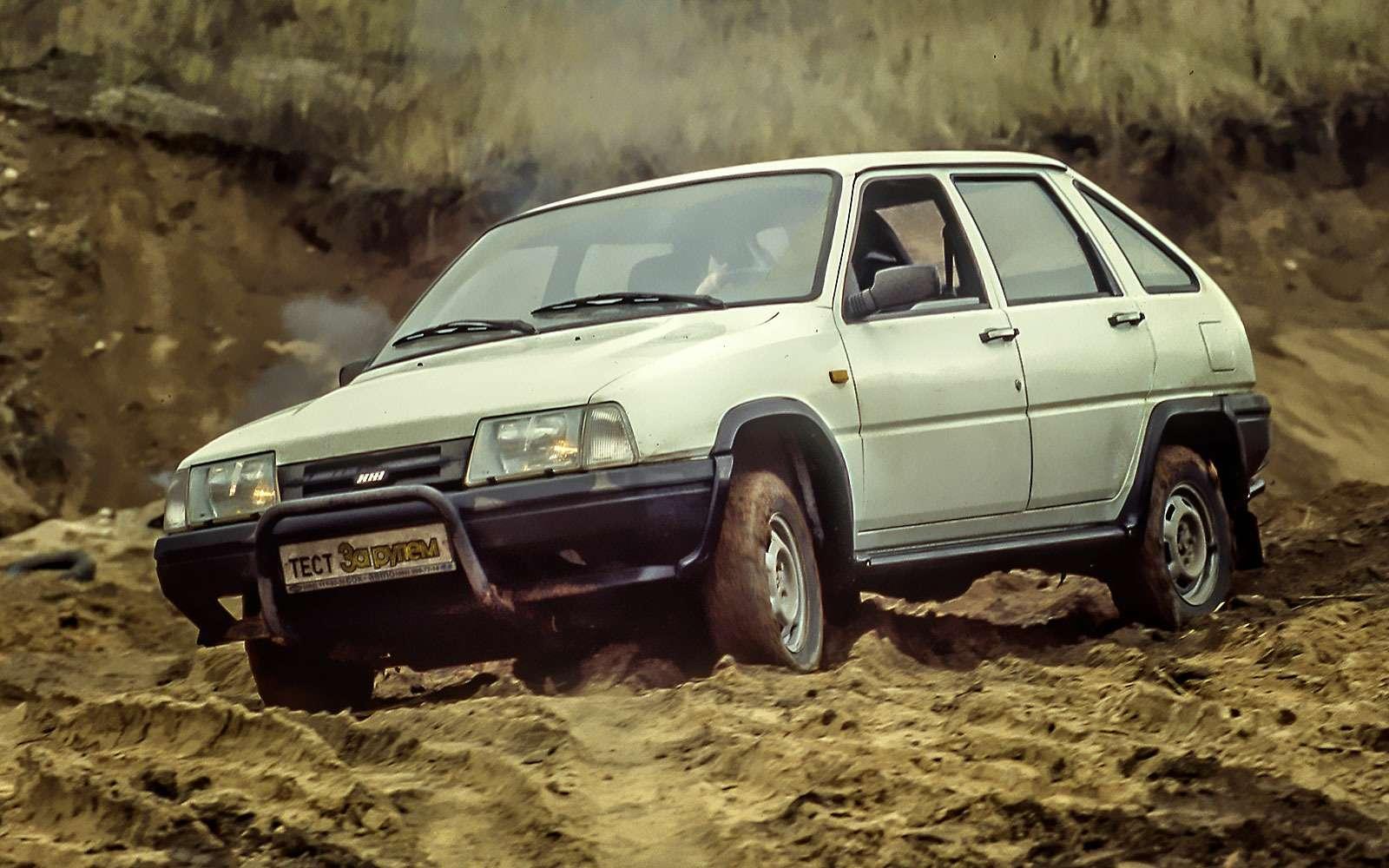 Самые провальные автомобили XXI века— фото 796780