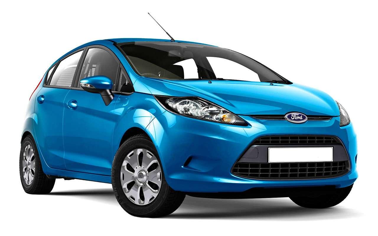 Ford Fiesta: полный список неисправностей— фото 941926