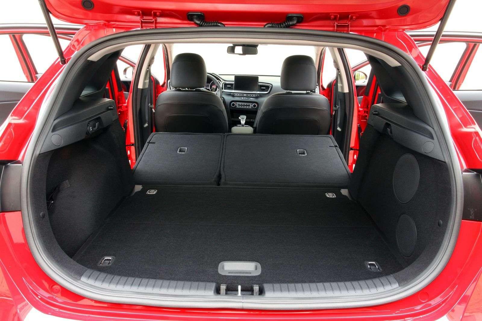 Новый Kia Ceed: началось производство вРоссии. Цен пока нет— фото 887511