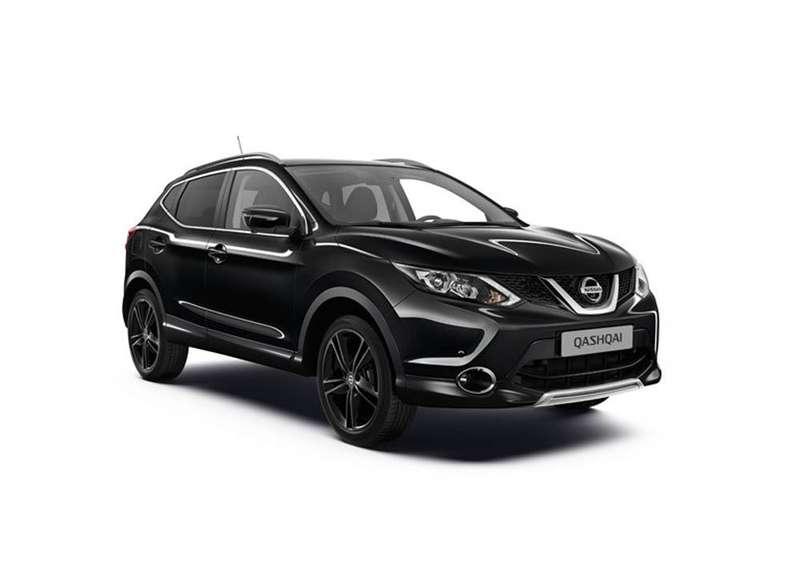 Nissan предложил новую версию Qashqai Black Edition