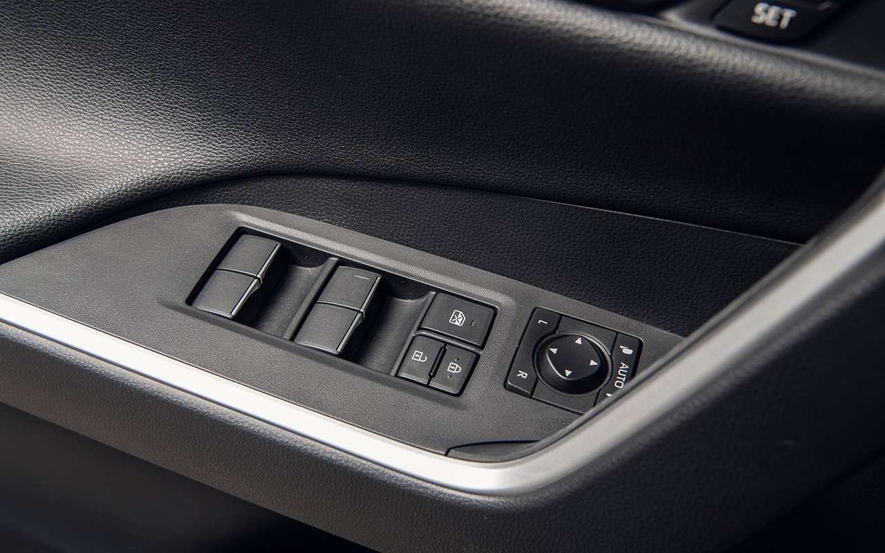 Первый тест-драйв Toyota RAV4 нового поколения— фото 1006017