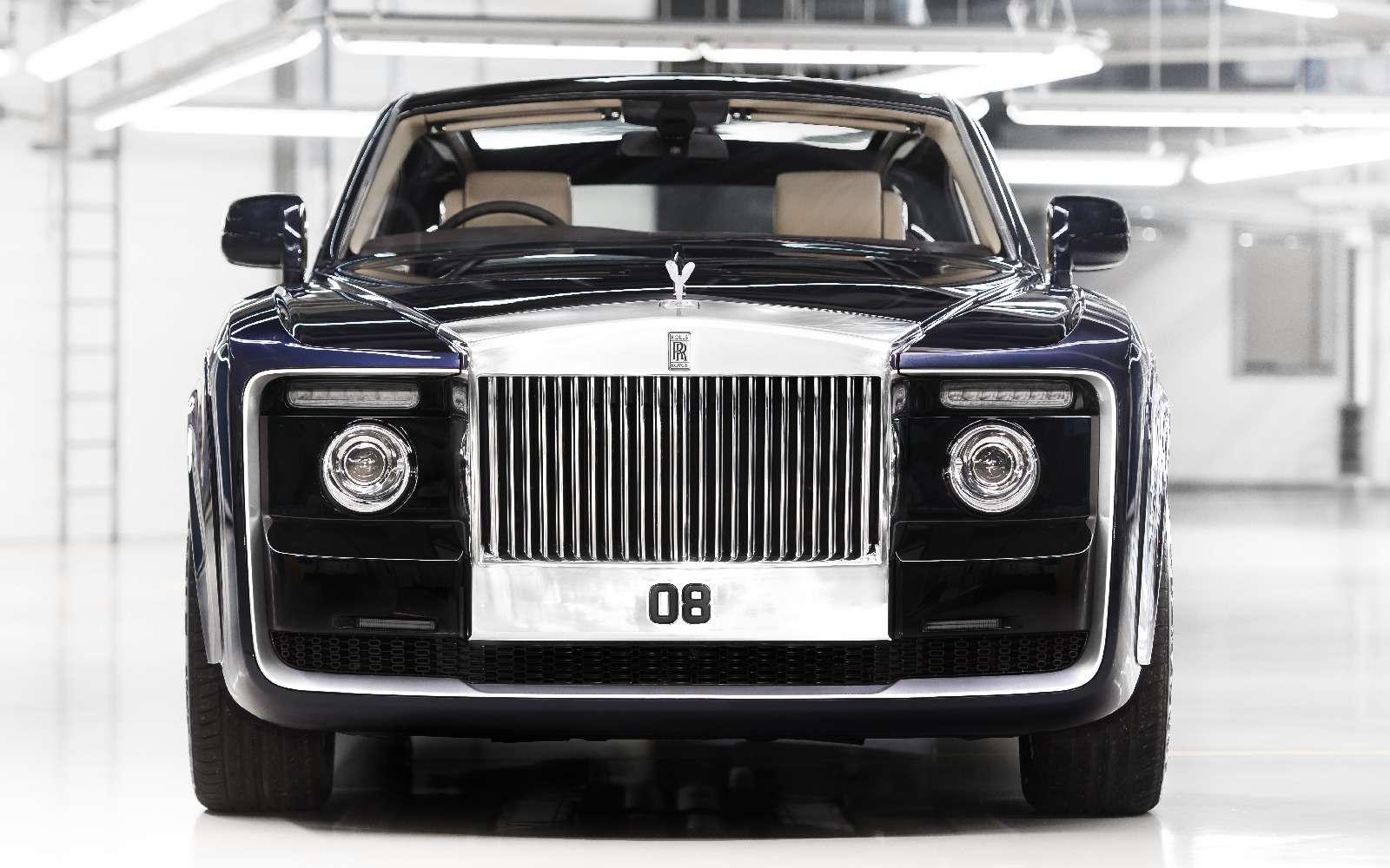 Rolls-Royce Sweptail: хозяин заплатил занего «страшную» цену— фото 757954