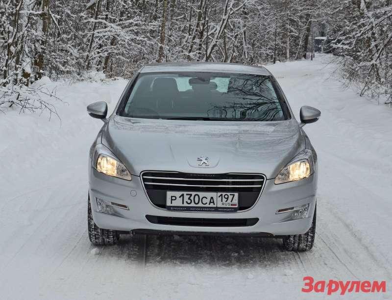 Мыпротестировали Peugeot 508с турбодизелем HDi FAP (136 л.с., 340Нм) ибензиновым мотором 1.6THP (150 л.с., 240Нм)