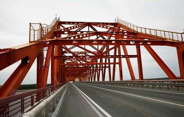 мост через р.Иртыш