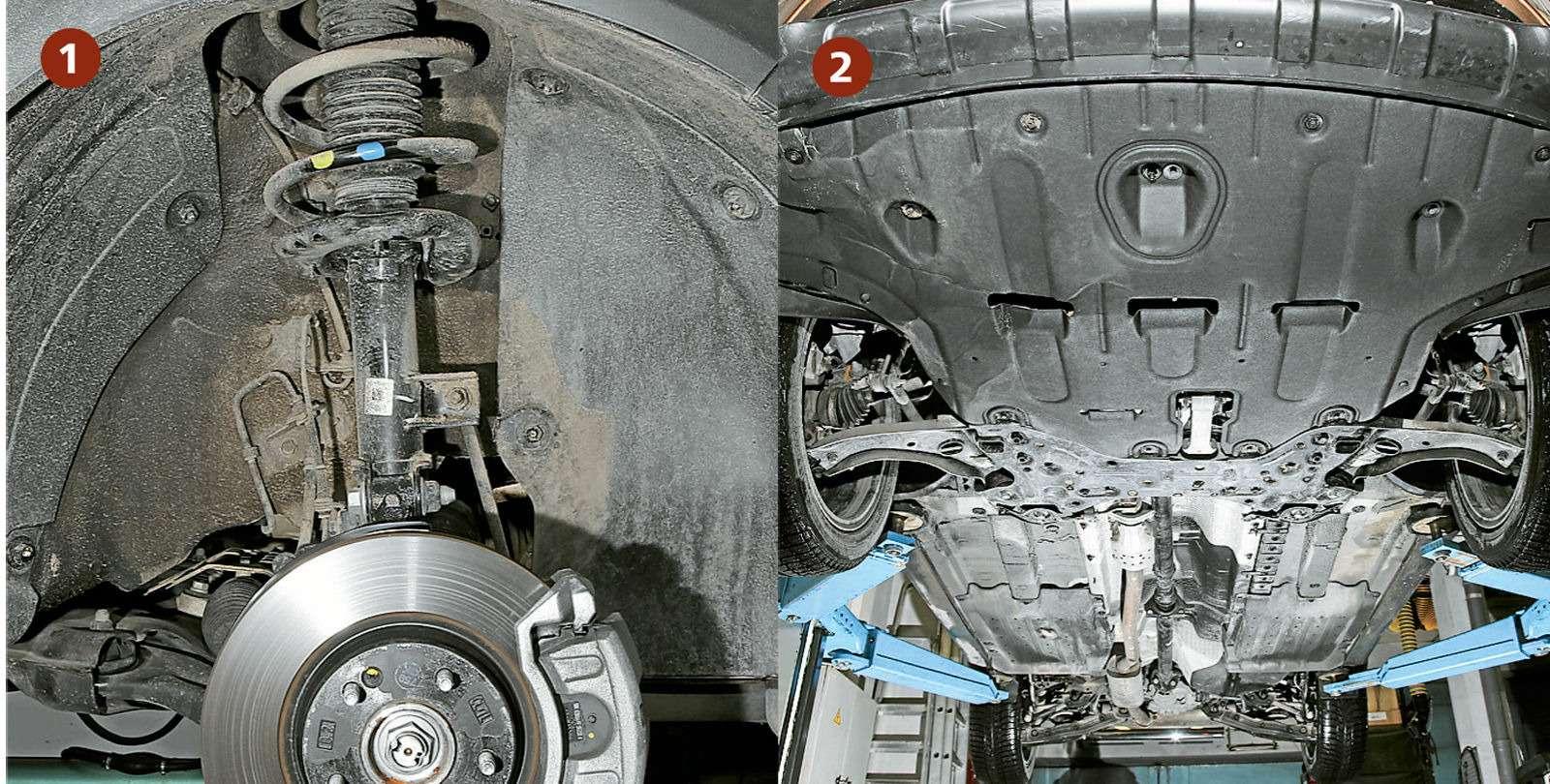 Кроссоверы-бестселлеры: новый Kia Sportage против Hyundai Tucson, Toyota RAV4и Honda CR-V— фото 586793