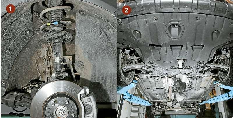 Кроссоверы-бестселлеры: новый Kia Sportage против Hyundai Tucson, Toyota RAV4и Honda CR-V