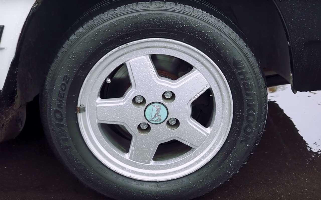Тасамая реэкспортная Lada Samara: тест машины-мечты из90-х— фото 1020767