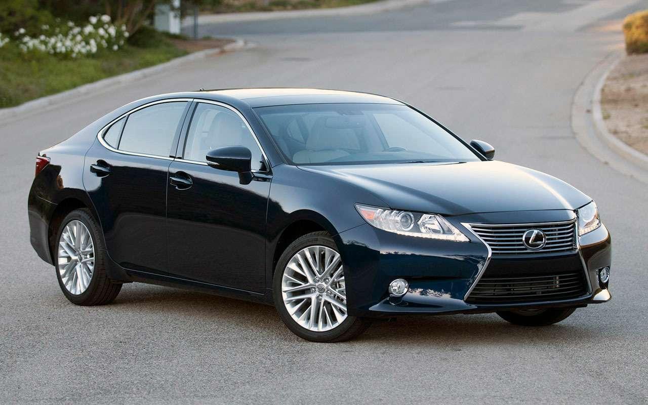 Lexus уже не тот пошел... Лучший выбор навторичке— фото 1204949