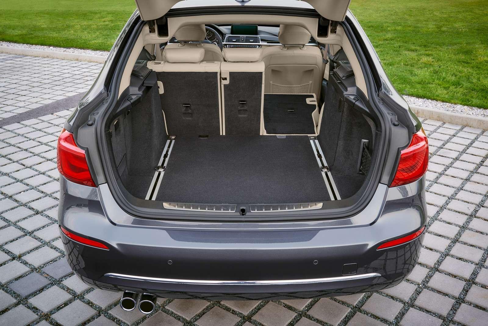 Обновленный BMW 3-й серии GT: урок эффективного менеджмента— фото 593860