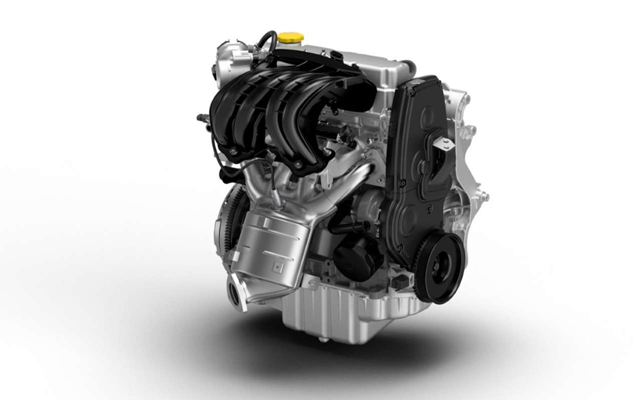 Новый мотор ВАЗ-11182: как онпопал наЛаргус— фото 1233769