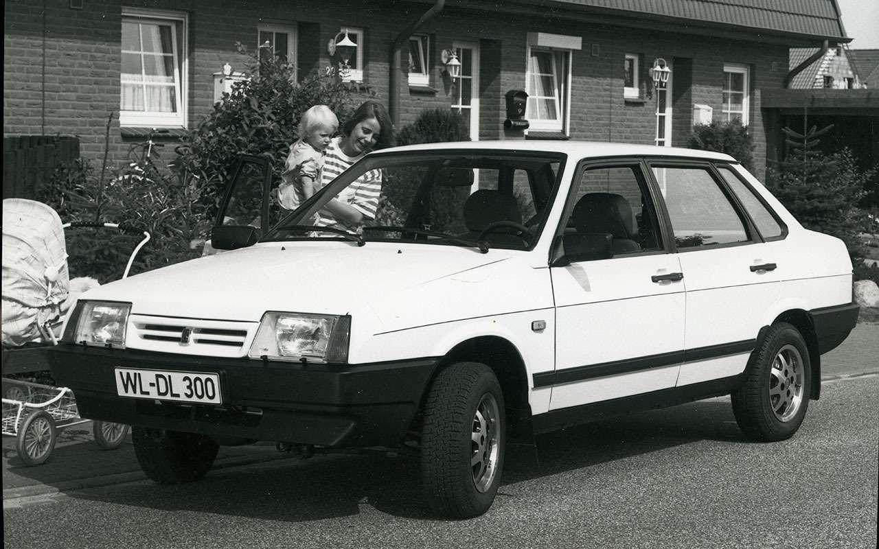 «Честный русский парень»: почем покупали наши авто зарубежом— фото 1091072