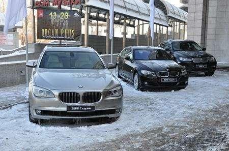 BMWнестрашна турбулентность вэкономике— фото 6297