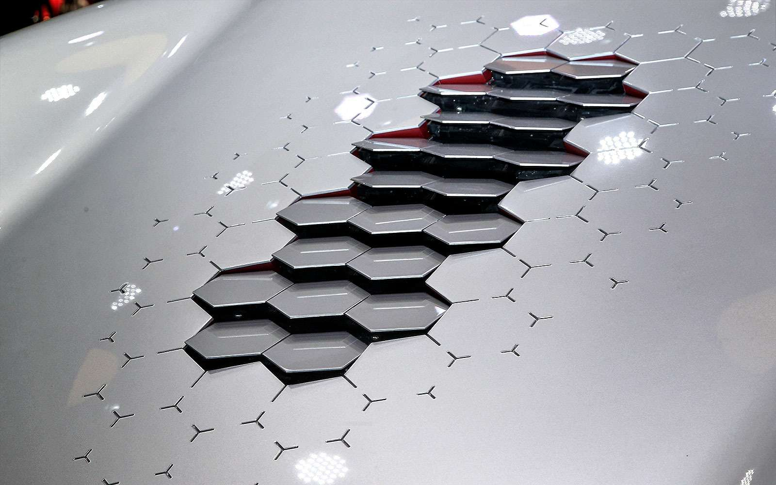 Renault Trezor: почти космос— фото 642502