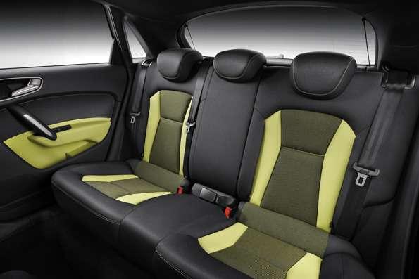 Audi A1Sportback/Innenraum