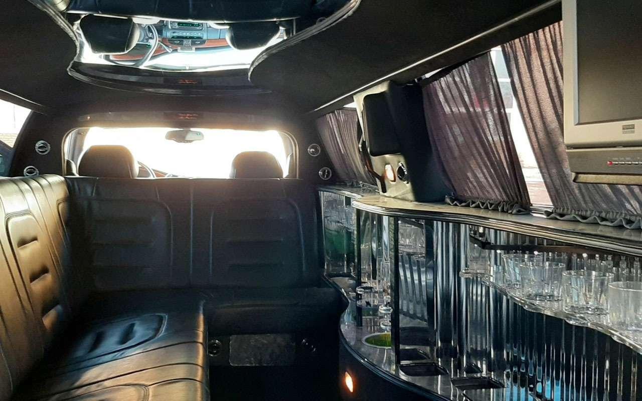Басков продает лимузин за45000 у.е. Интересно, кто возьмет— фото 1083208