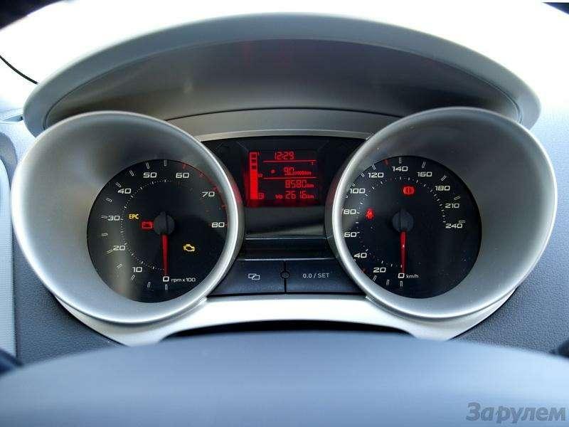 SEAT New Ibiza: SEAT неVolkswagen?— фото 6675