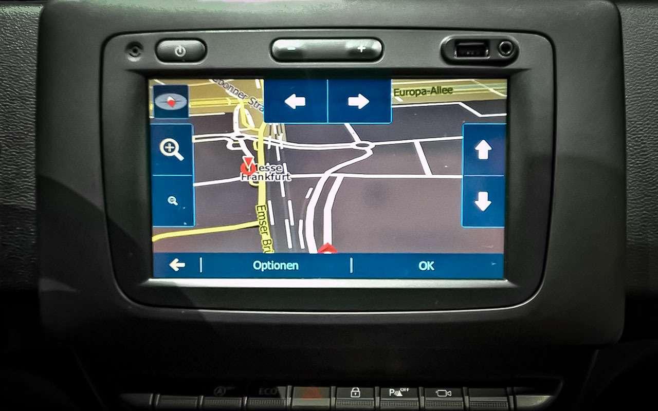 Новый Duster идругие премьеры автосалона воФранкфурте: онлайн-трансляция. Часть 1— фото 793842