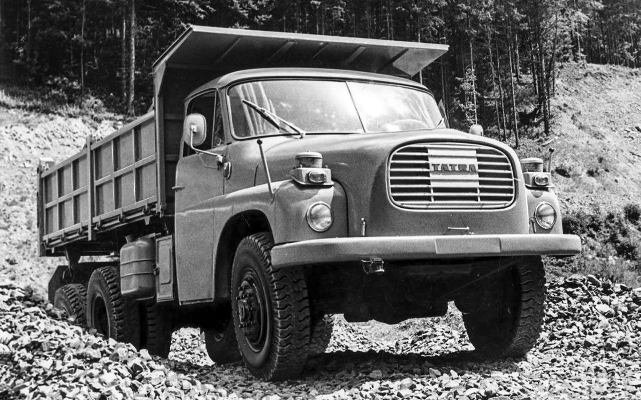 Самые доступные иномарки вСССР— грузовики, конечно!— фото 1209191