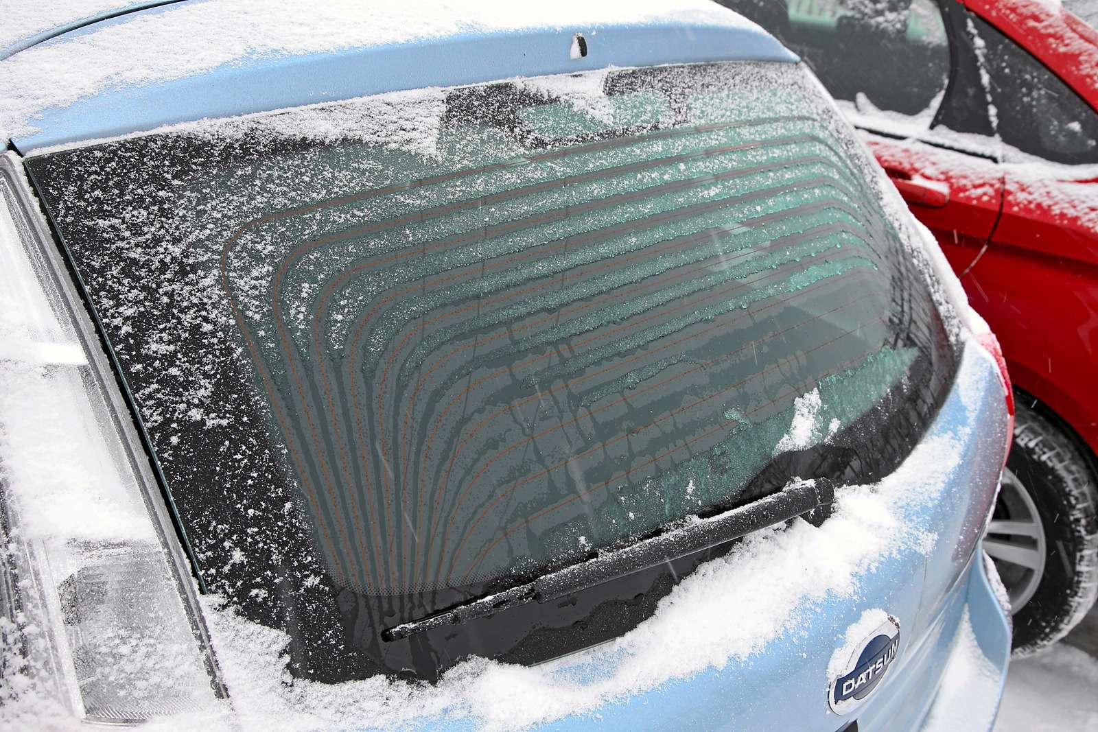 Большой зимний тест: Lada Vesta, Lada XRAY иDatsun mi-DO изпарка ЗР— фото 571426
