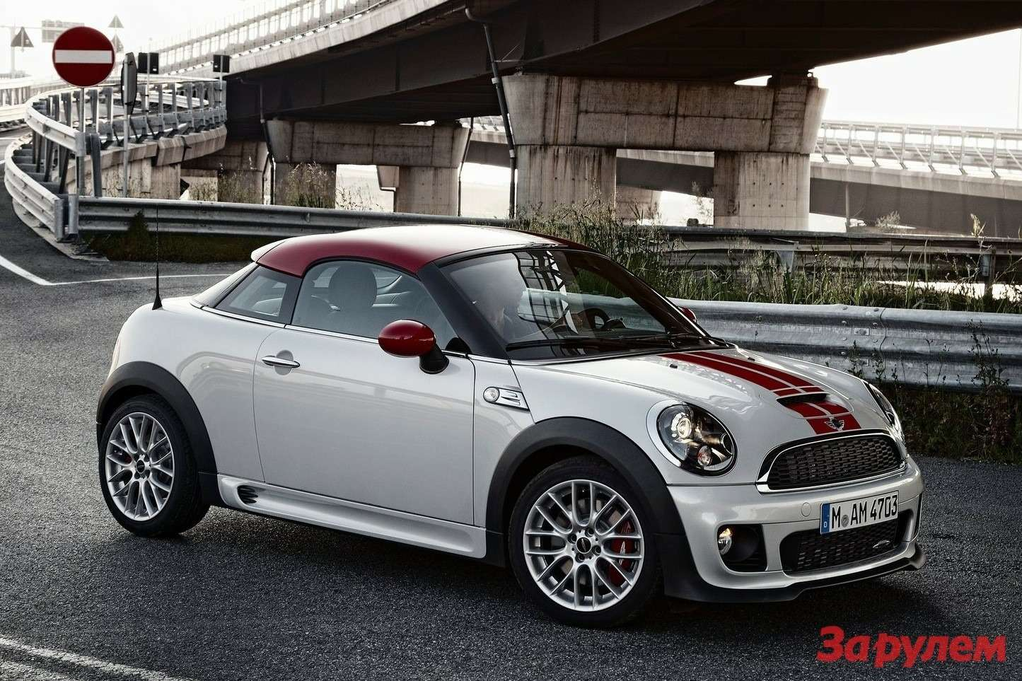 Mini Coupe 2012 1600x1200 wallpaper 02