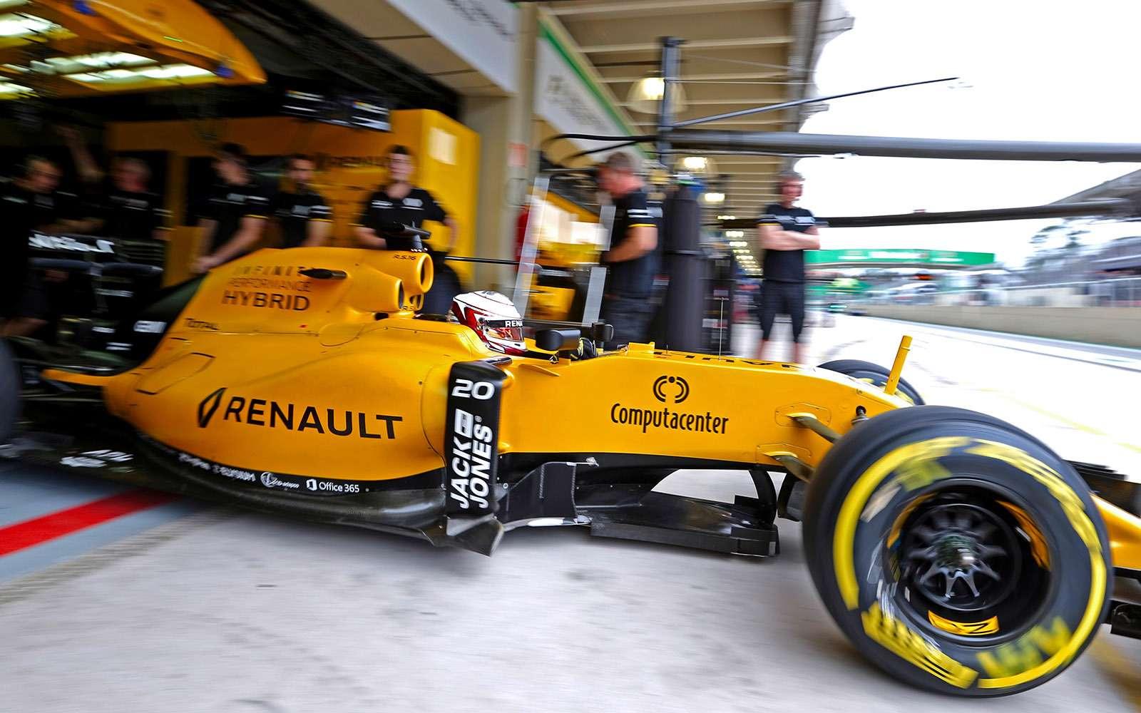 Формула-1в новом сезоне: король-работяга— фото 691841